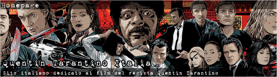 Quentin Tarantino Italia Sito Italiano Dedicato A Quentin